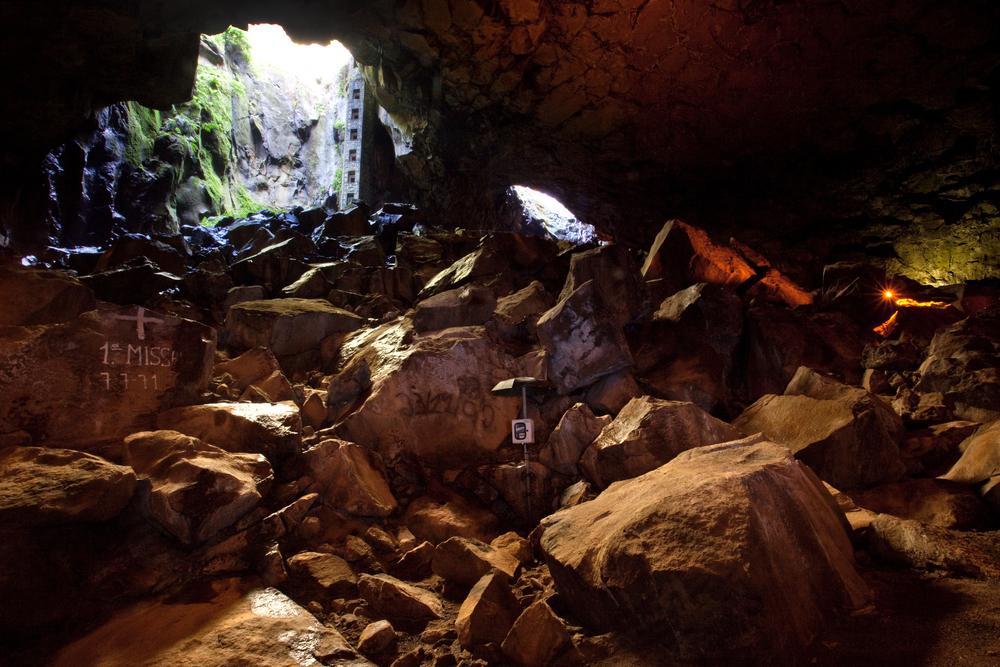 Furna do Enxofre ©Turismo Açores