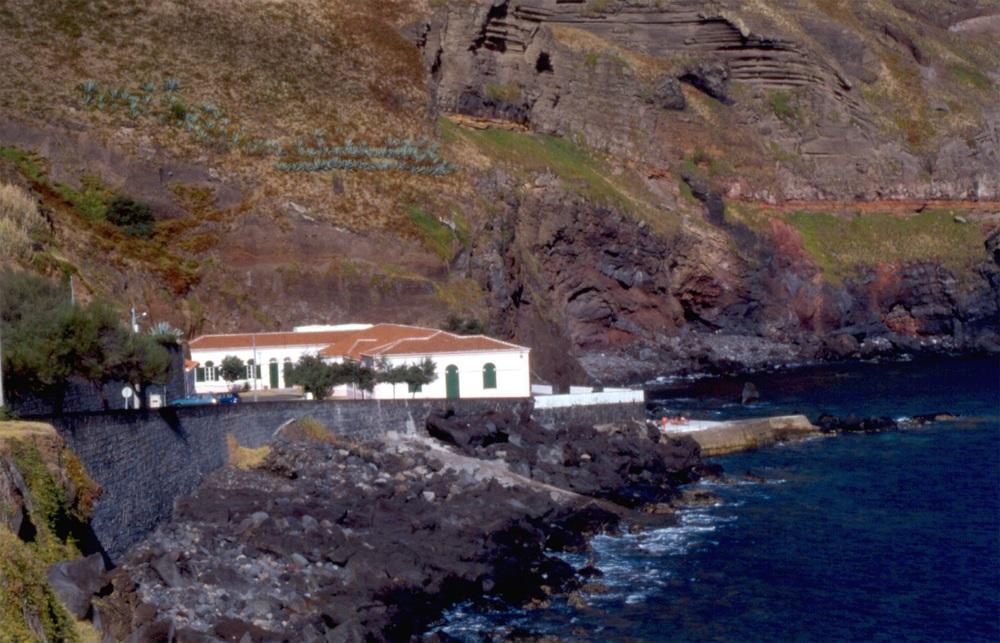 Termas de Carapacho ©Turismo Açores