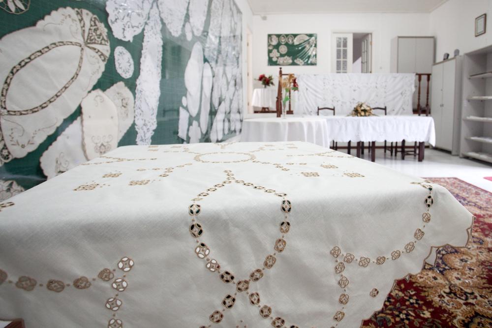 Casa dos bordados ©Turismo Açores