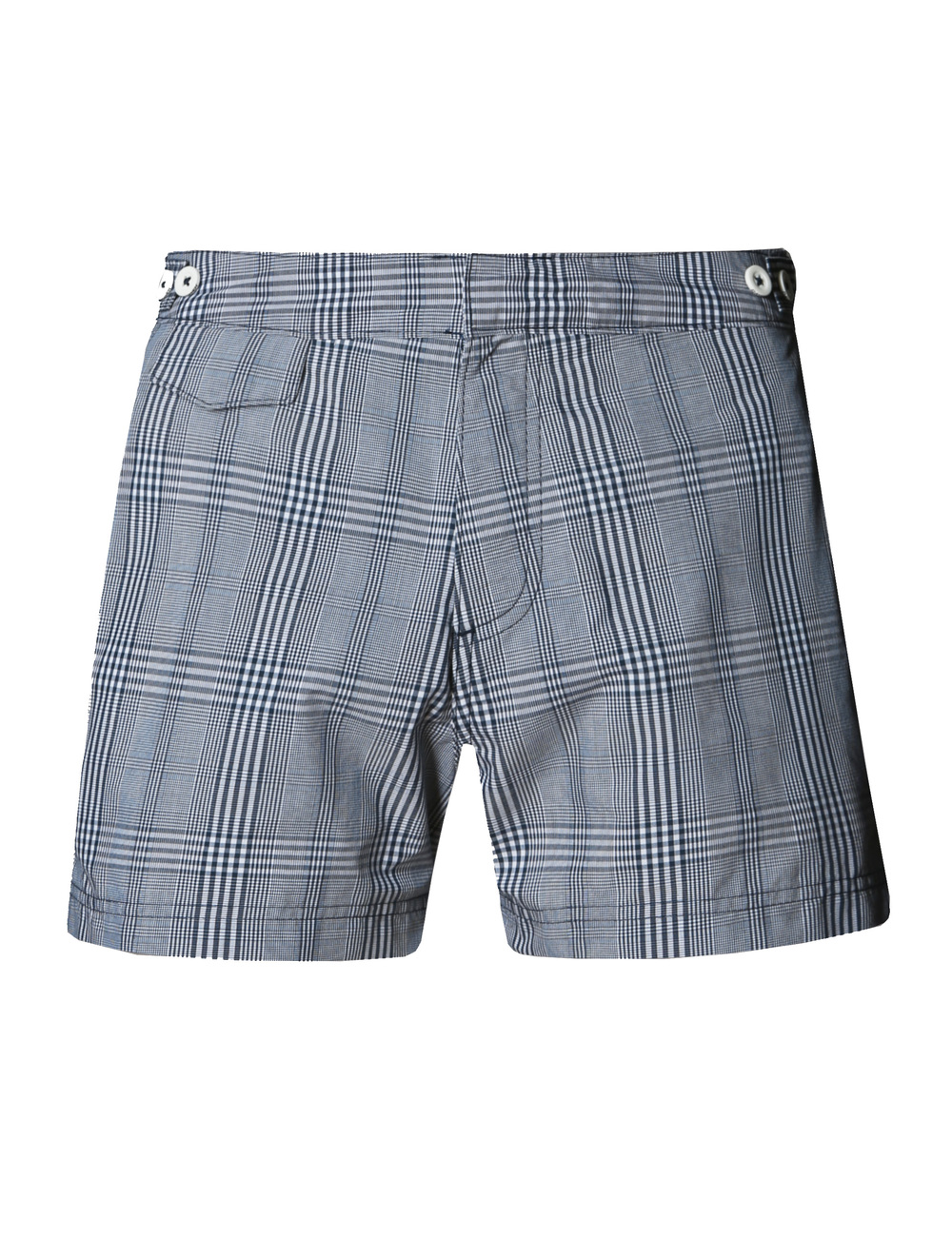 David Gandy for Autograph Tailored Fit Quick Dry Swim Shorts T28 7906A -ú29.50 POW Check Mid Length.jpg