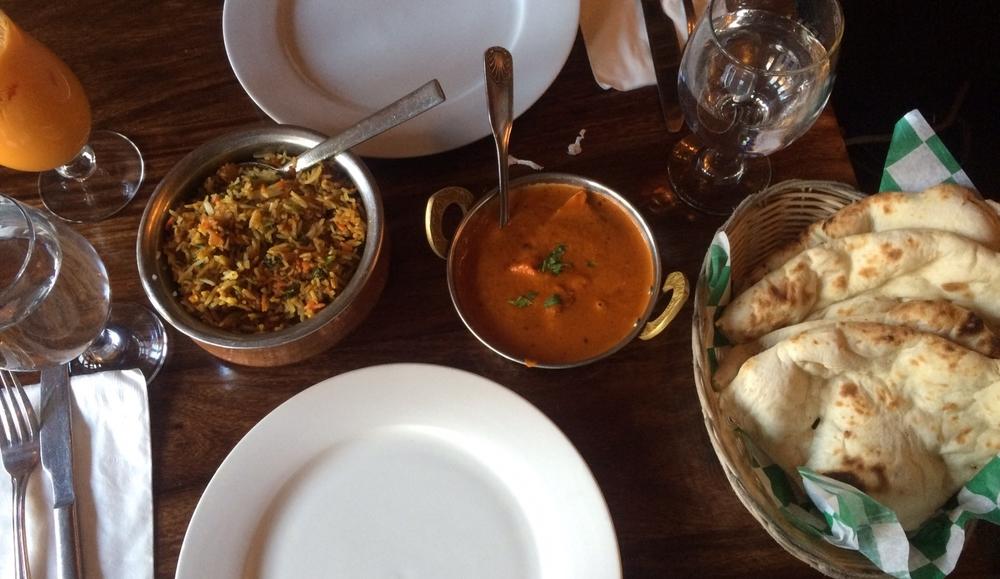 Asya Indian Food