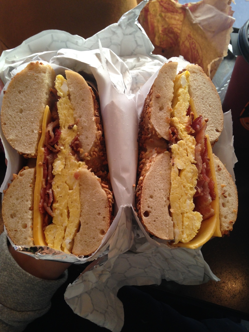 Two Egg Sandwich