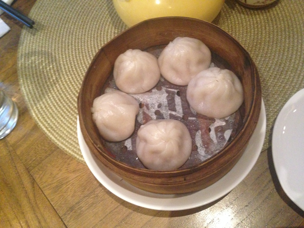 Soupy Pork Steamed Dumplings