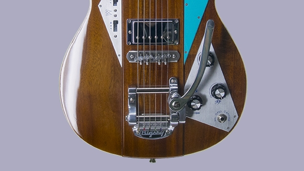 Mastery M1 & Bigsby B5, $3175 as shown.