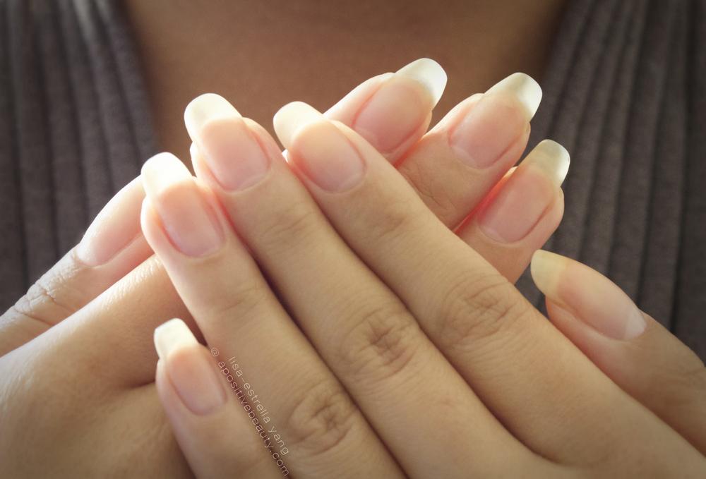 Natural Long Nails