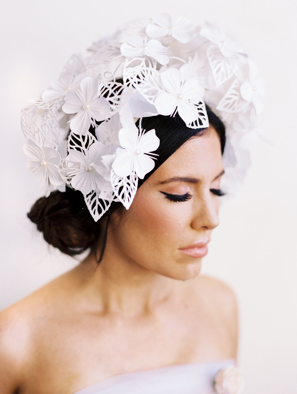 Paper Millinery, Couture Fashion