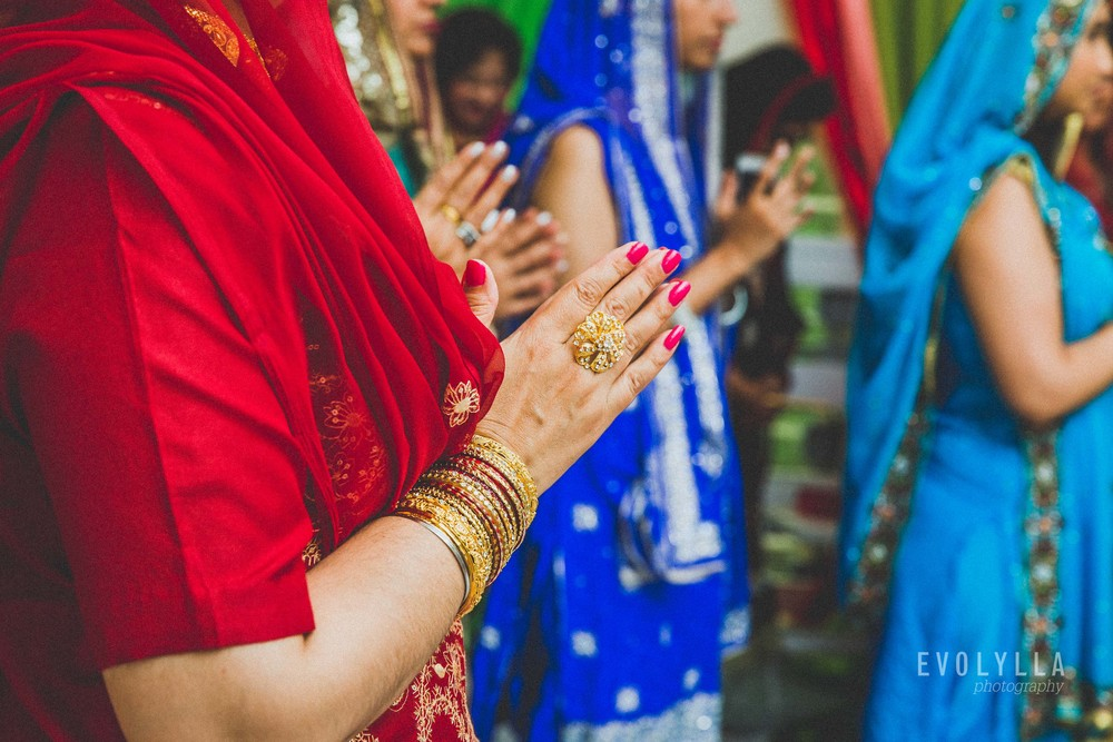 indian wedding traditions in toronto