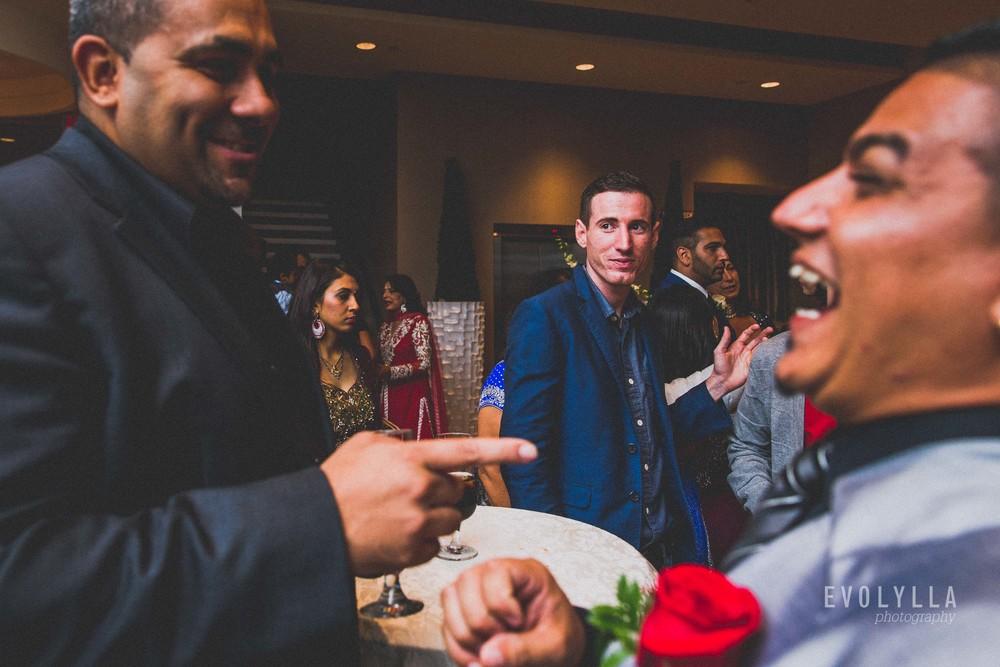 Paramount wedding Reception