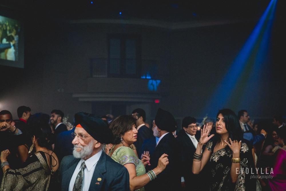 Paramount banquet wedding