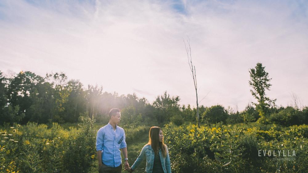 Lifestyle Photography Couple Portrait | Cedar Trail Toronto | Pat & Andy (1 of 11).jpg