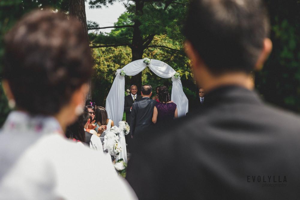 The Coach House wedding sunnybrook estates