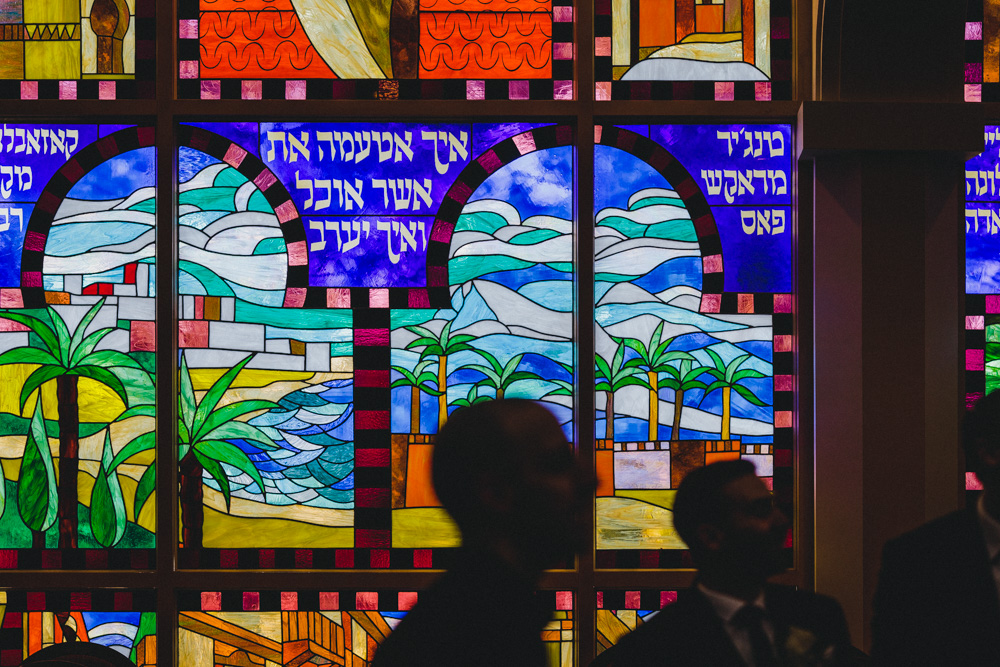 Sephardic Kehila Centre Jewish Wedding Photos