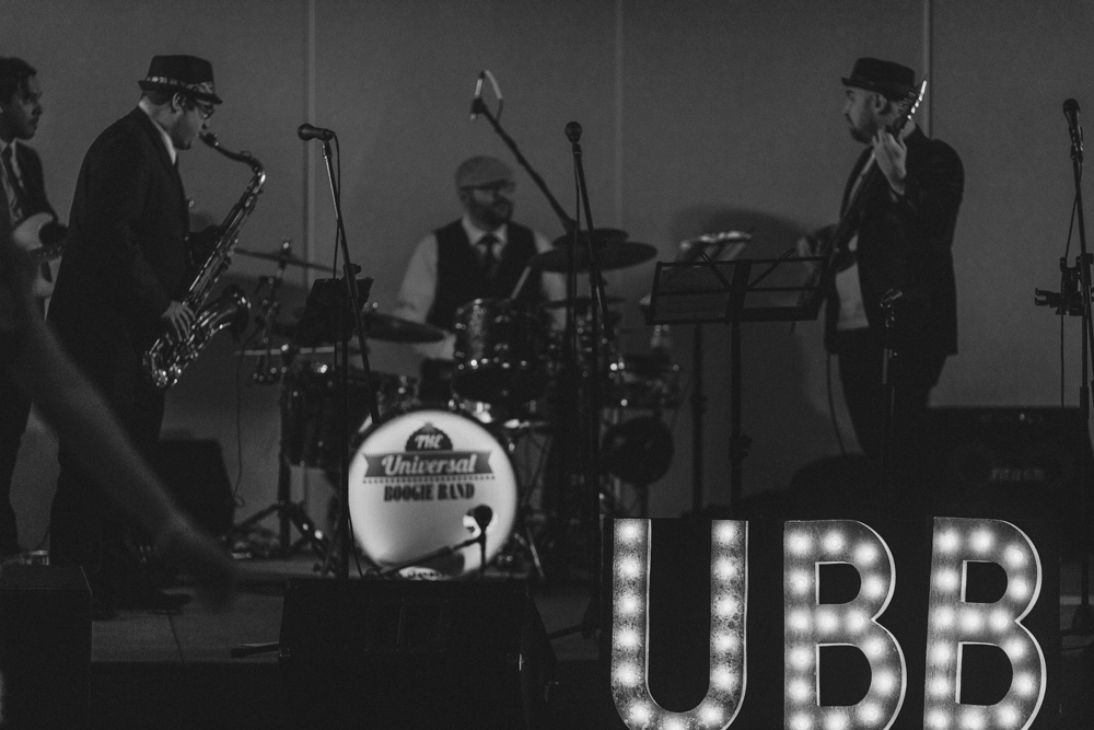 Toronto Wedding Jazz Band UBB