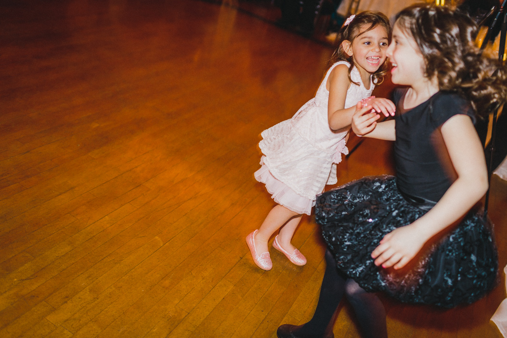 Sephardic Kehila Centre Wedding Dance Floor Moments