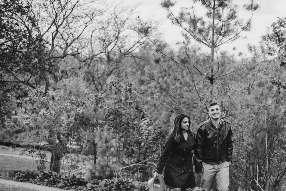 Natural Engagement Photos Documentary Style