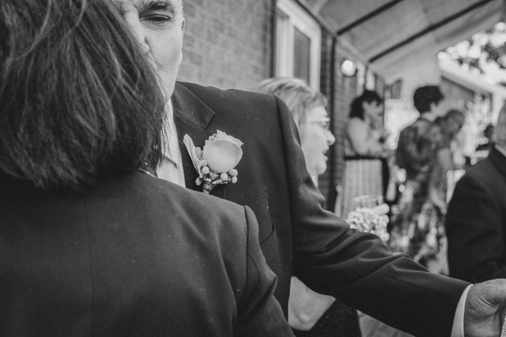 Toronto Documentary Wedding Photographer Alternative Modern Style