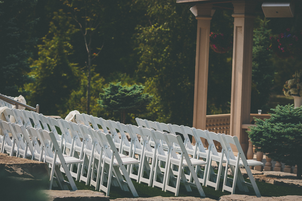 Royal Ambassador Outdoor Wedding Ceremony Chairs