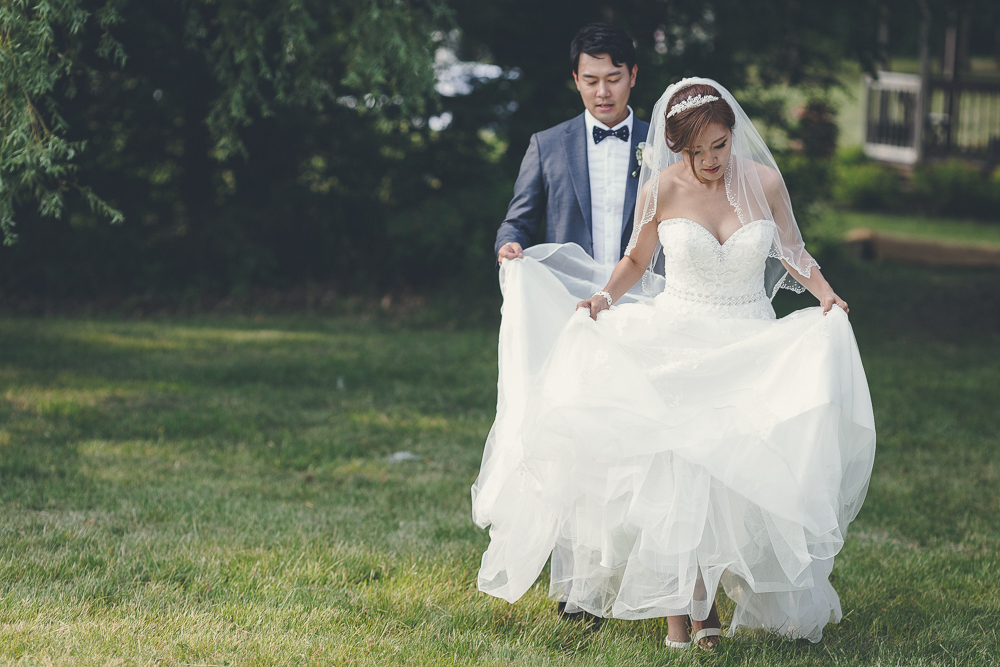 Korean Wedding Toronto Photographer
