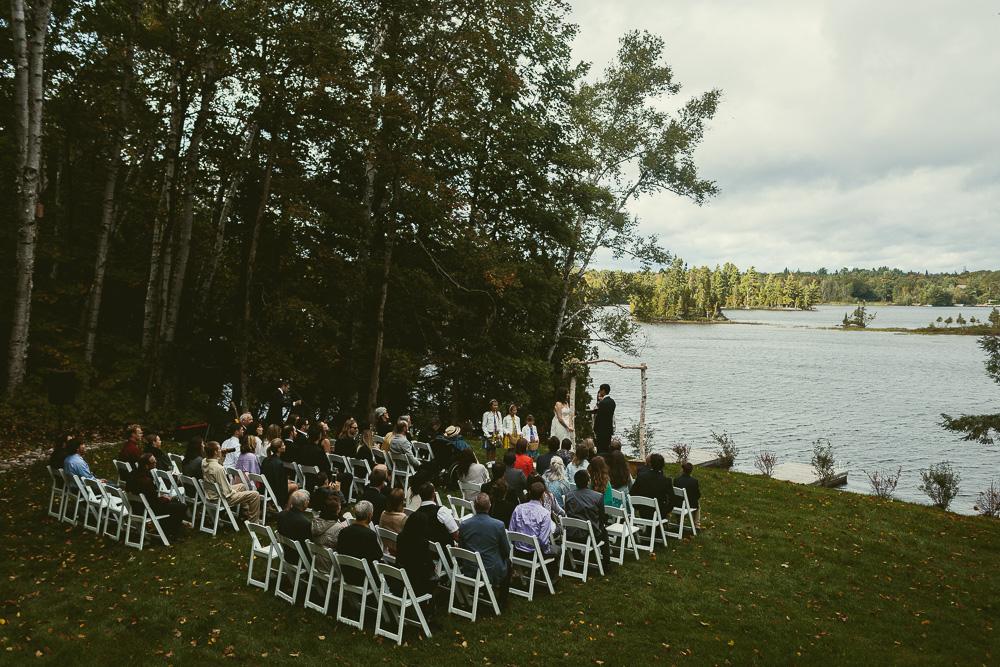 Cottage Wedding Ceremony Ideas