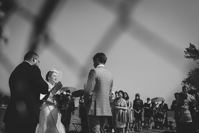 black and white wedding photos