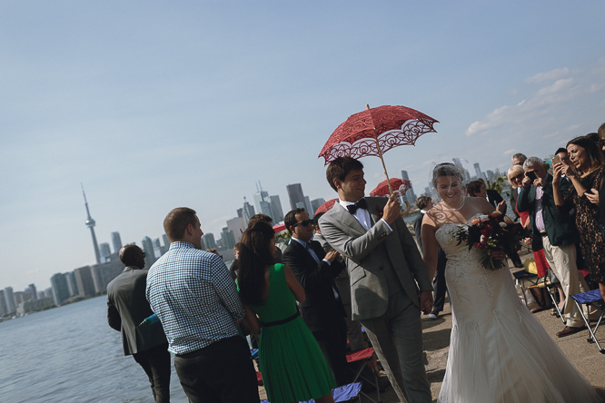 outdoor wedding ceremony ideas in toronto