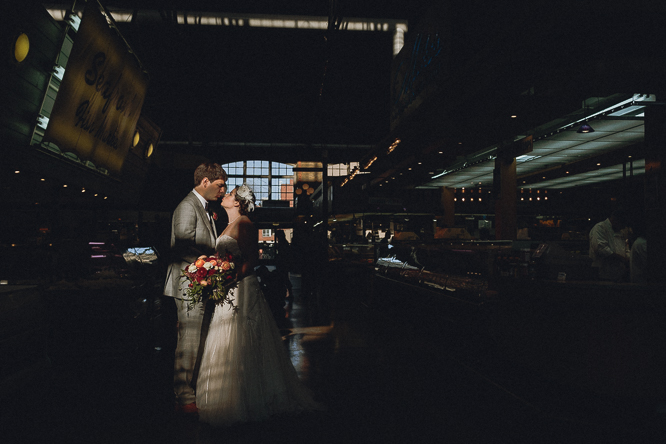 st lawrence market wedding photos