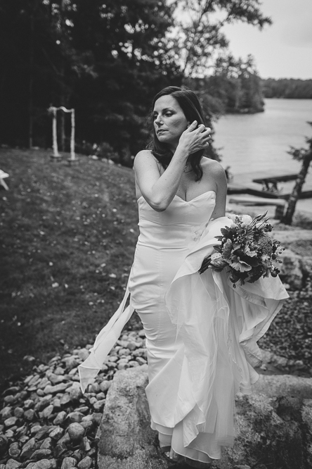 best wedding photographer in muskoka region