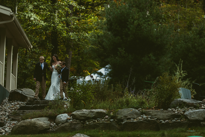 cottage wedding idea near toronto