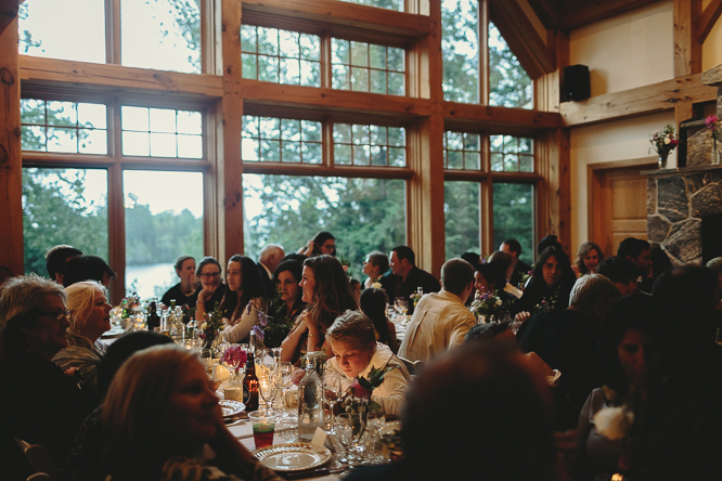 intimate cottage wedding