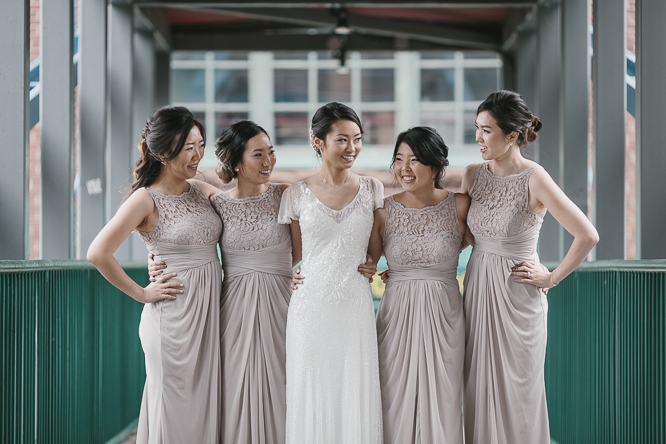 simple wedding party photograph ideas