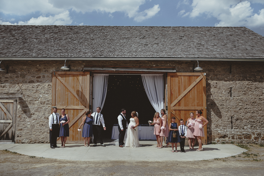 barn wedding venues ontario