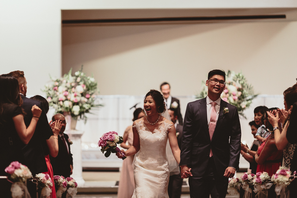 Scarborough Chinese Baptist Church wedding photos