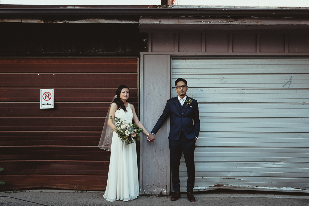 berkeley church wedding - outdoor photos