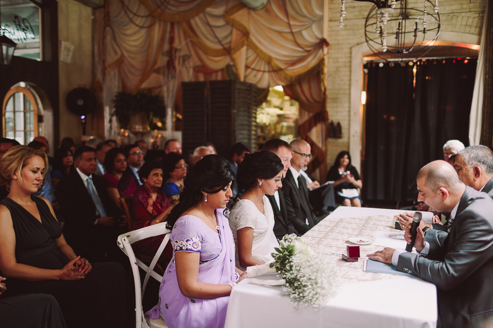 indian wedding ceremony at caffino