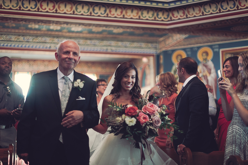 St. George's Greek Orthodox Church of Toronto Wedding
