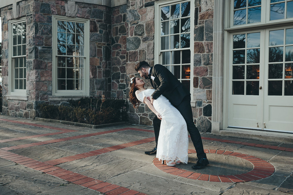 graydon hall wedding