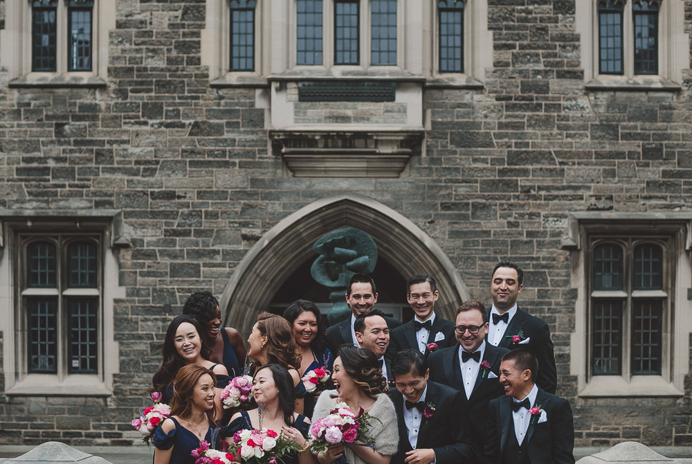 Hart House Wedding