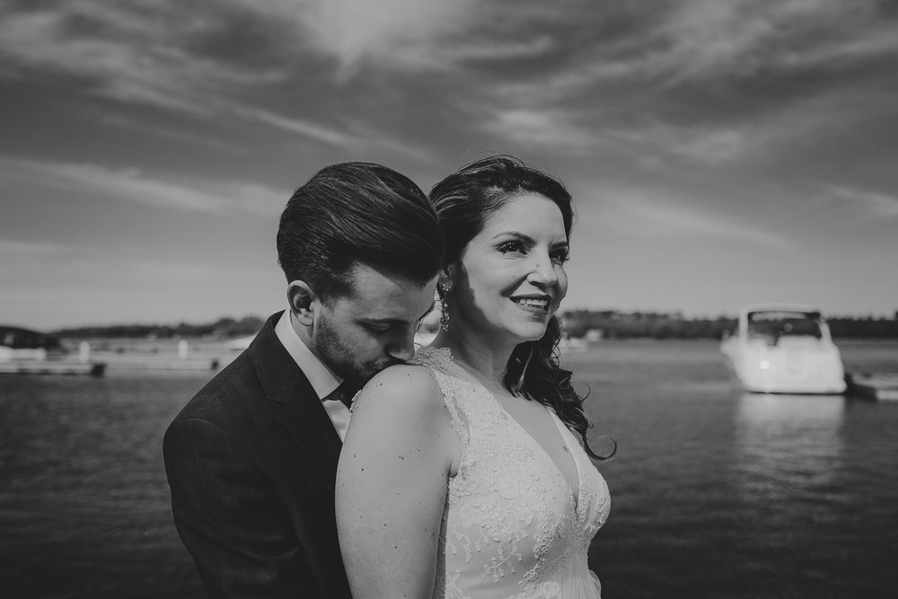 port perry wedding