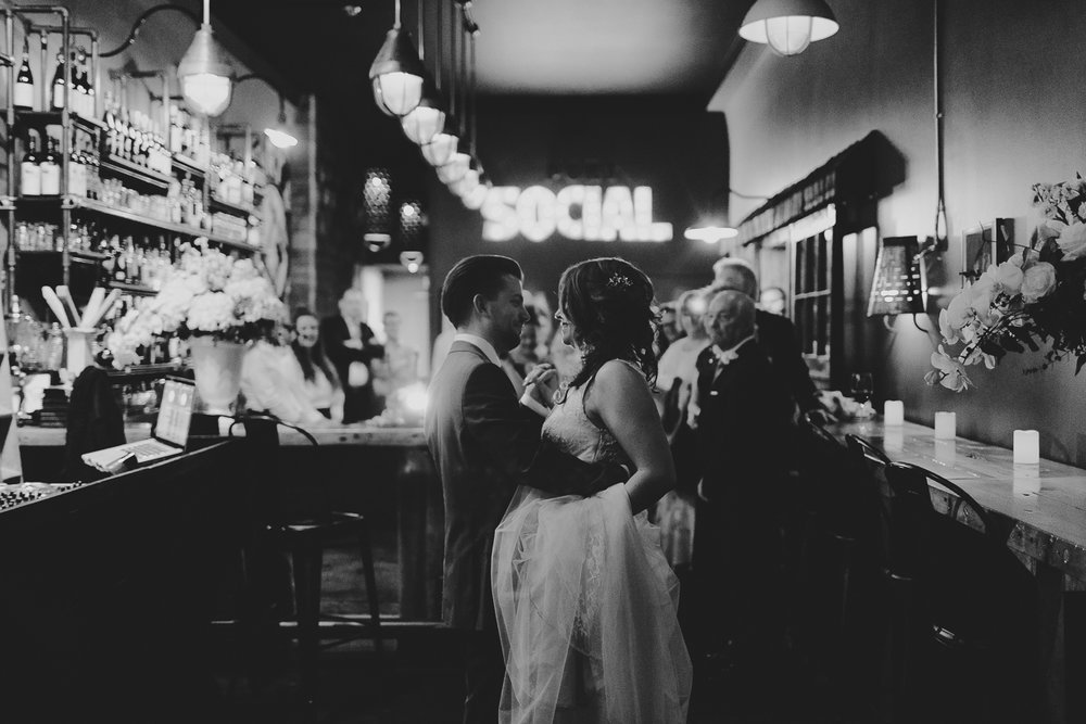 documentary style candid wedding photography