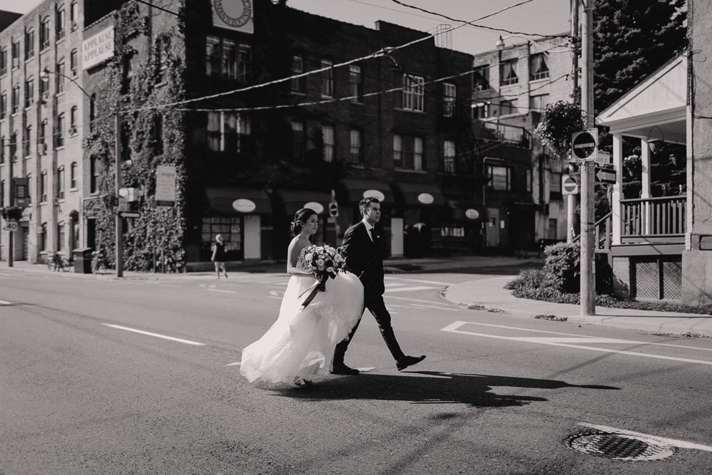 Berkeley Church Wedding by toronto wedding photographer evolylla photography