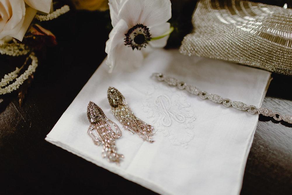 vintage jewellery for wedding