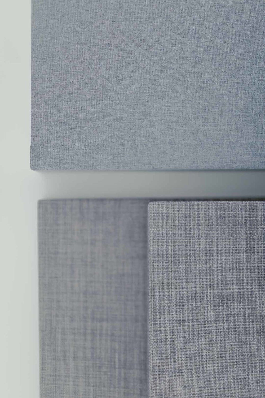 Woven fabrics covers.