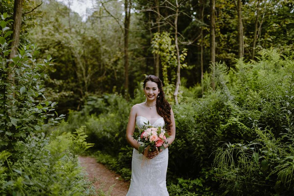 Todmorden Mills Park Wedding Photos
