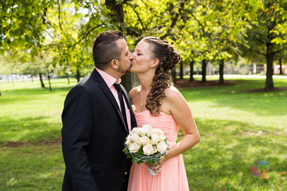 Hochzeitsshooting in Ludwigsburg