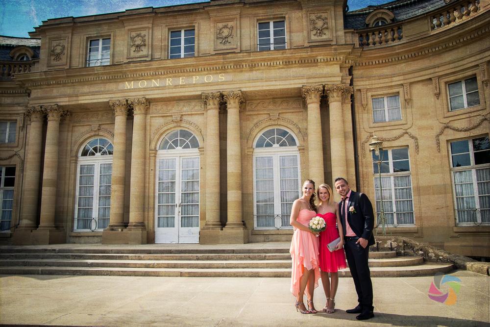 Hochzeitsfotos Schloss Monrepos