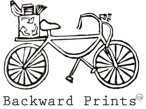 BACKWARD PRINTS