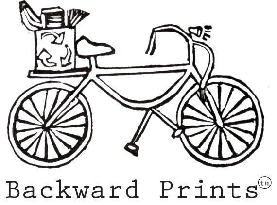 BACKWARD PRINTS