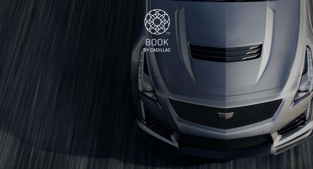Cadillac Book - das Auto-Abo. — Goran Minov - Digital Consultant