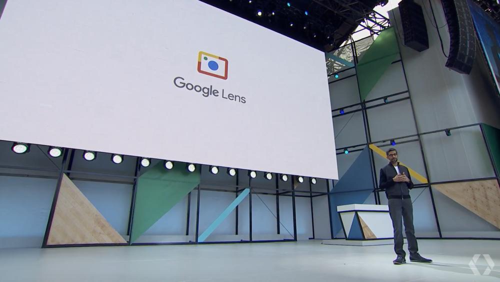 Google Lens - die intelligente Kamera - Fähigkeiten der Bilderkennung durch AI