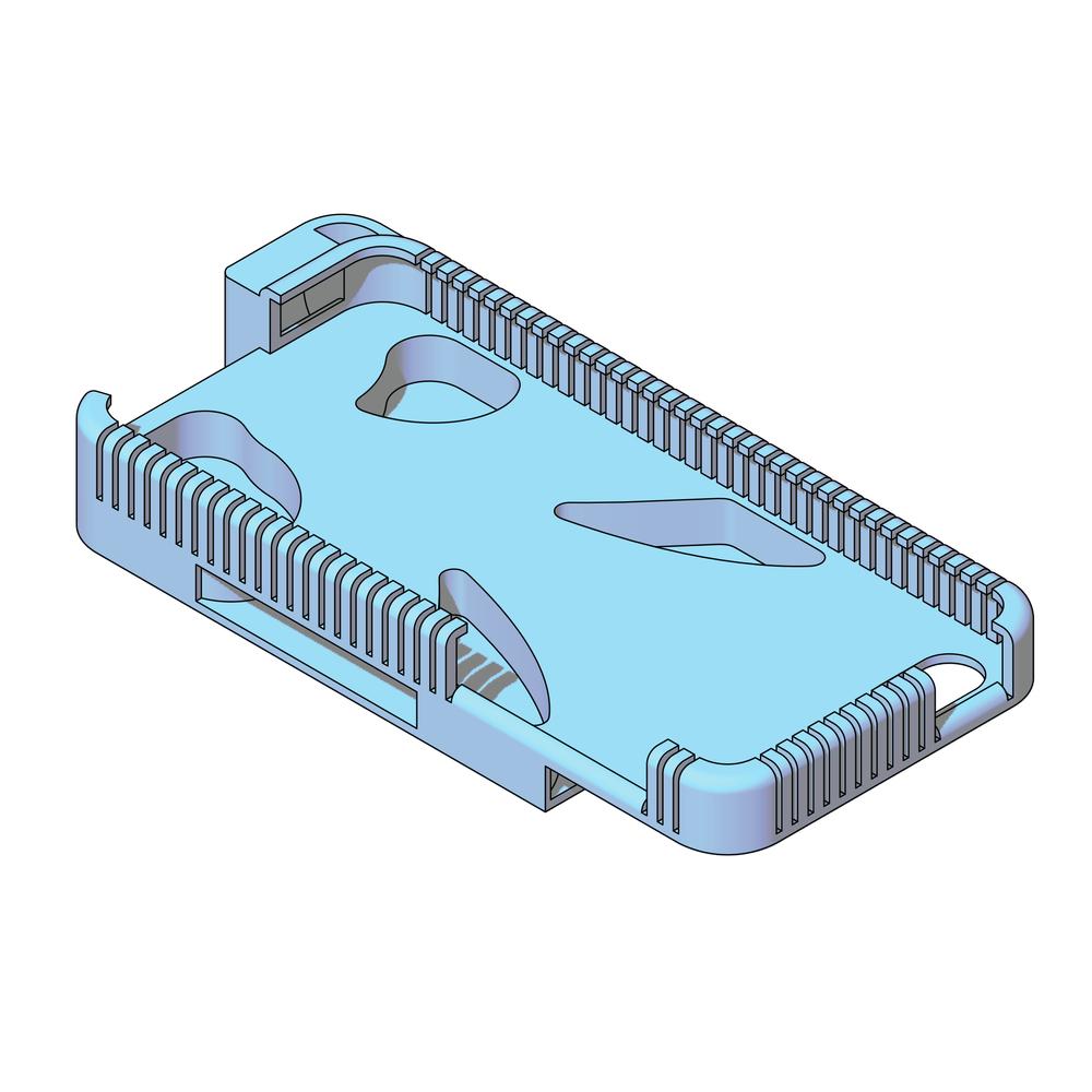 Speaker Amplifying Phone Case — ((BWA))